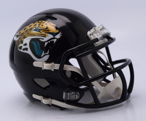 Jacksonville Jaguars Helmet Riddell Replica Mini Speed Style 2018