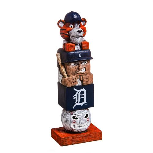 Detroit Tigers Tiki Totem
