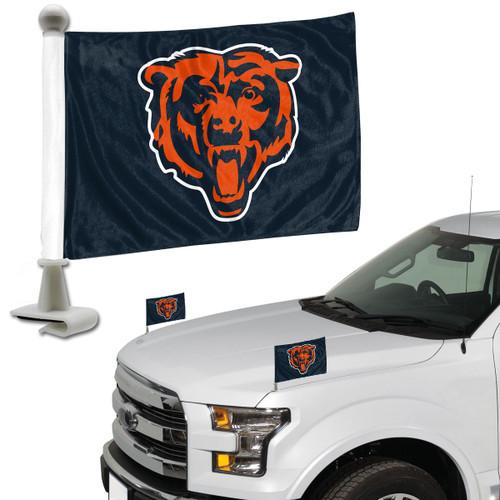 Chicago Bears Flag Set 2 Piece Ambassador Style