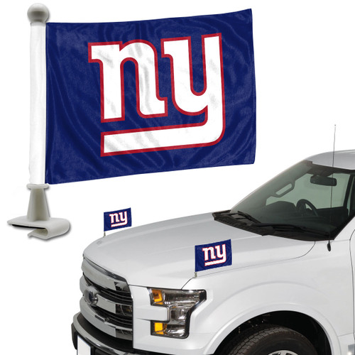 New York Giants Flag Set 2 Piece Ambassador Style