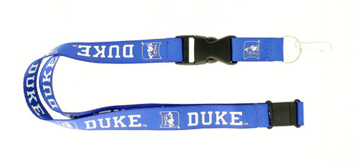 Duke Blue Devils Lanyard Blue