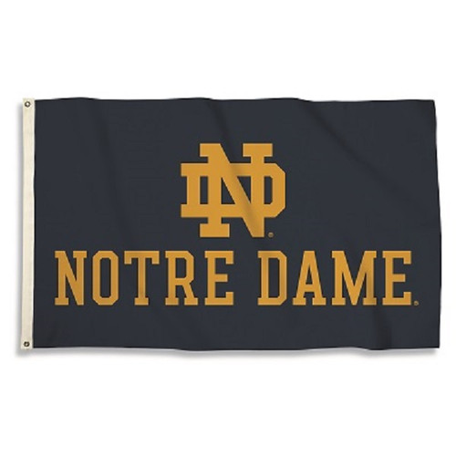 Notre Dame Fighting Irish Flag 3x5 BSI