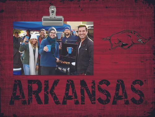 Arkansas Razorbacks Clip Frame