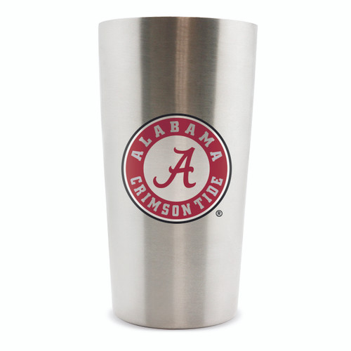 Alabama Crimson Tide Thermo Cup 14oz Stainless Steel Double Wall