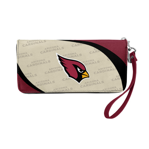Arizona Cardinals Wallet Curve Organizer Style