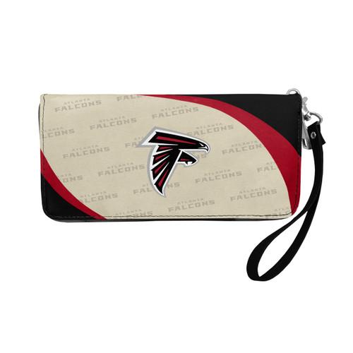 Atlanta Falcons Wallet Curve Organizer Style