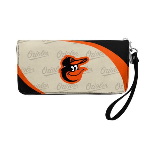 Baltimore Orioles Wallet Curve Organizer Style