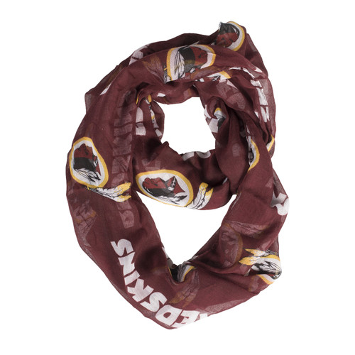 Washington Redskins Scarf Infinity Style