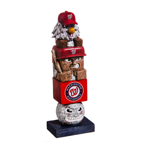 Washington Nationals Tiki Totem