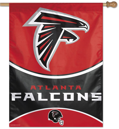 Atlanta Falcons Banner 27x37
