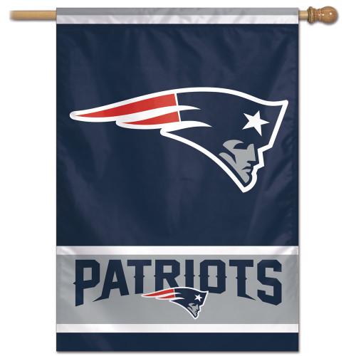 New England Patriots Banner 28x40