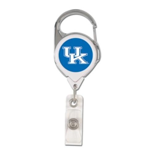 Kentucky Wildcats Retractable Premium Badge Holder