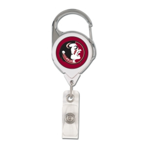 Florida State Seminoles Retractable Premium Badge Holder