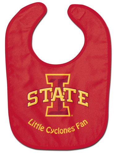 Iowa State Cyclones Baby Bib - All Pro Little Fan