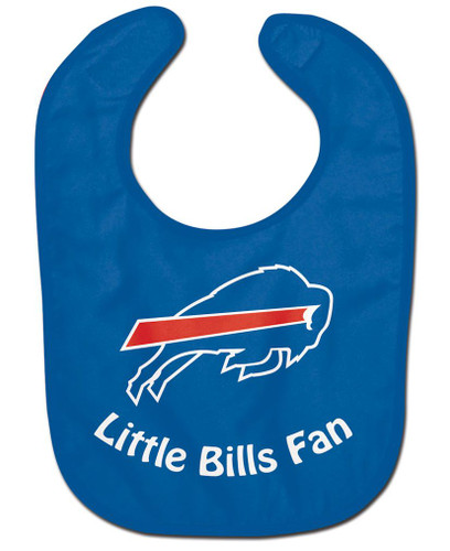 Buffalo Bills All Pro Little Fan Baby Bib