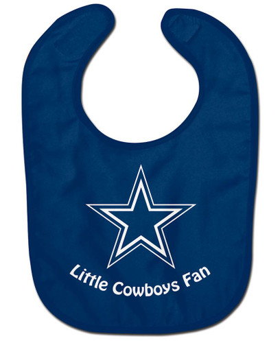Dallas Cowboys All Pro Little Fan Baby Bib