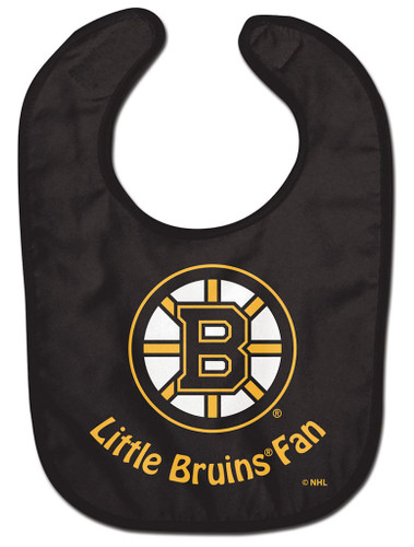 Boston Bruins Baby Bib - All Pro Little Fan