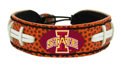 Iowa State Cyclones Bracelet - Classic Football