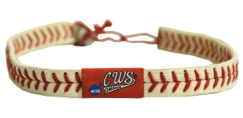 College World Series Necklace - Classic Logo