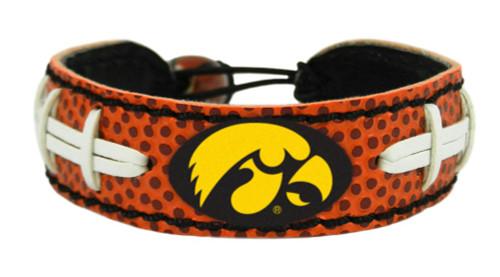 Iowa Hawkeyes Bracelet - Classic Football
