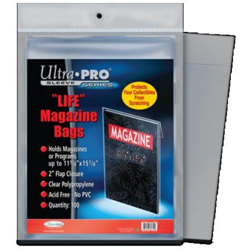 Life Magazine Bags (100 per pack)