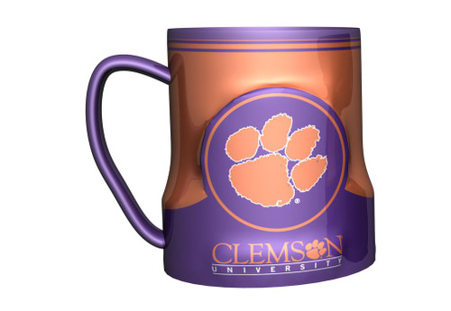 Clemson Tigers Coffee Mug - 18oz Game Time