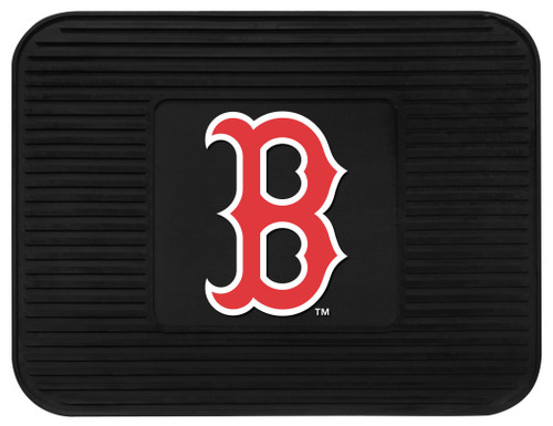 Boston Red Sox Car Mat Heavy Duty Vinyl Rear Seat
