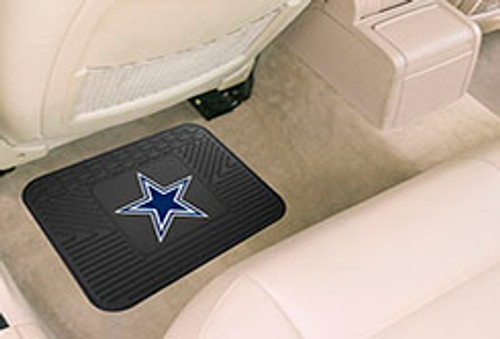 Dallas Cowboys Car Mat Heavy Duty Vinyl Rear Seat