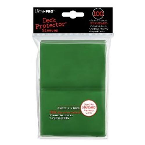 Deck Protector - Green Standard (100 per pack)