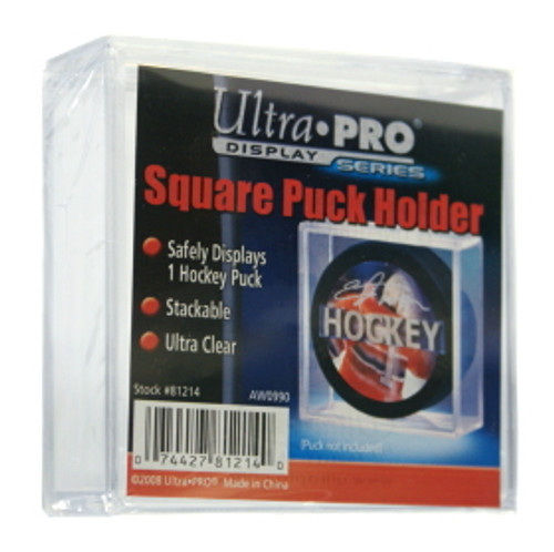 Square Puck Holder