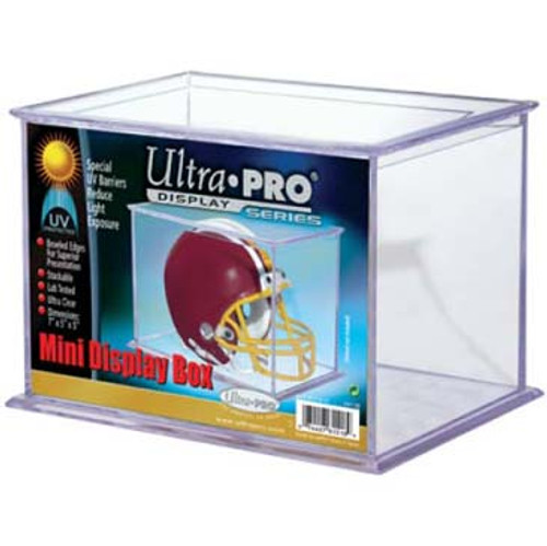 Ultra Pro UV Mini Helmet Holder