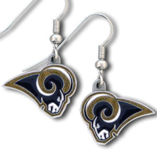 Los Angeles Rams Dangle Earrings