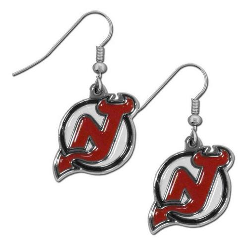 New Jersey Devils Dangle Earrings