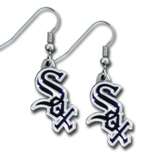 Chicago White Sox Dangle Earrings