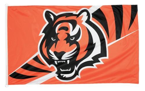 Cincinnati Bengals Flag 3x5