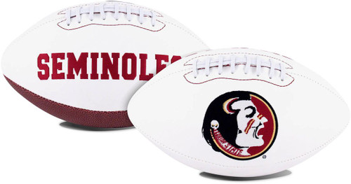 Florida State Seminoles Football Full Size Embroidered Signature Series