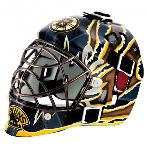 Boston Bruins Franklin Mini Goalie Mask