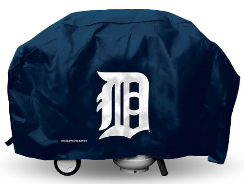 Detroit Tigers Grill Cover Economy