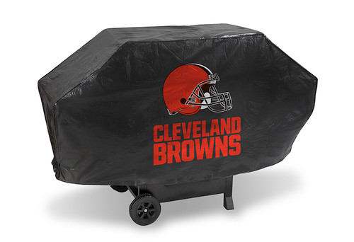 Cleveland Browns Grill Cover Deluxe