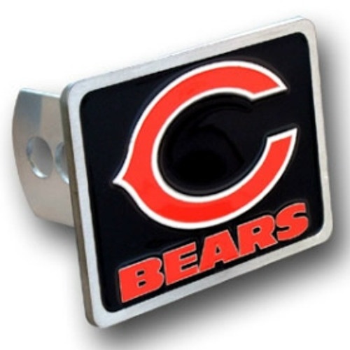 Chicago Bears Trailer Hitch Cover