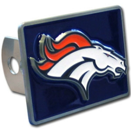 Denver Broncos Trailer Hitch Cover