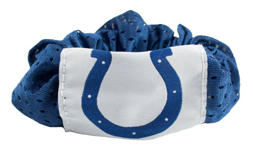 Indianapolis Colts Hair Twist Ponytail Holder