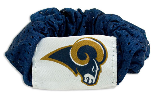 Los Angeles Rams Hair Twist Ponytail Holder