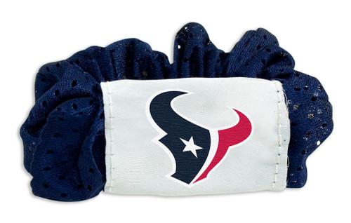 Houston Texans Hair Twist Ponytail Holder