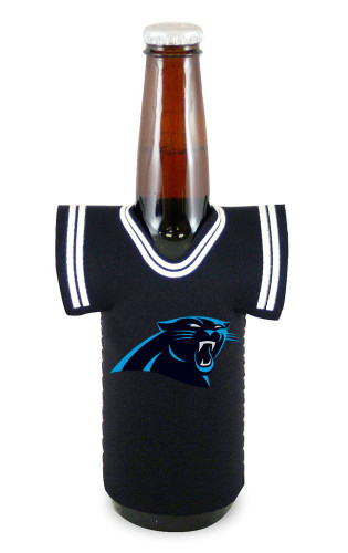 Carolina Panthers Bottle Jersey Holder