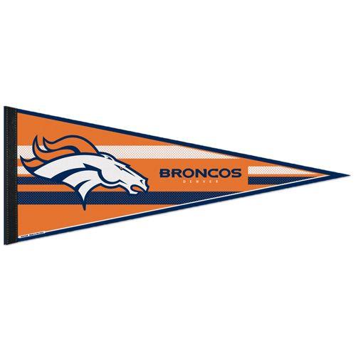 Denver Broncos Pennant