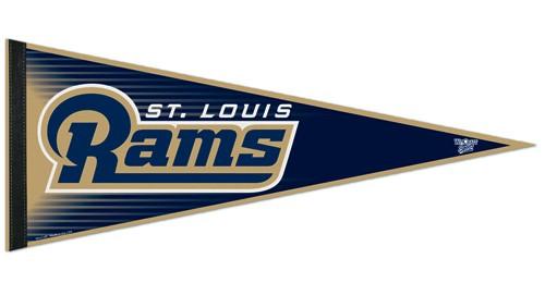 St. Louis Rams Pennant
