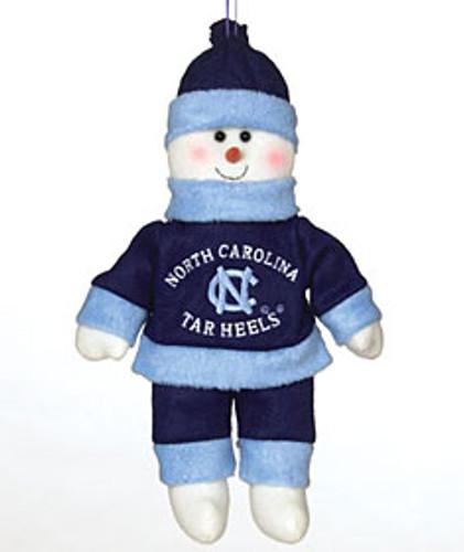 "North Carolina Tar Heels 10"" Snowflake Friends"