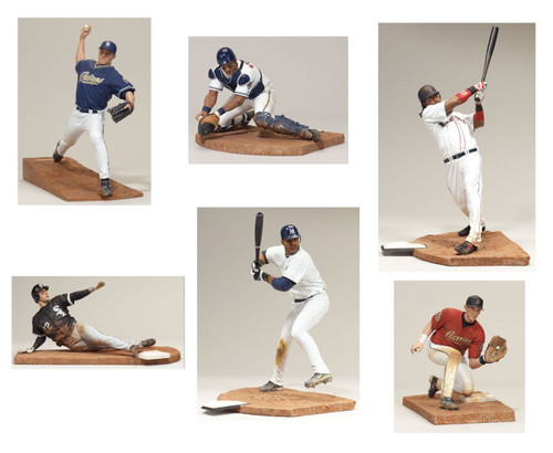Sport Picks MLB #16 Figurines Case