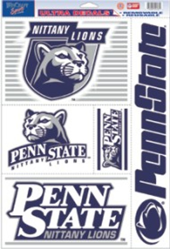Penn State Nittany Lions Decal 11x17 Ultra